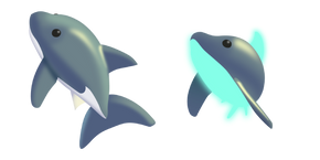 Roblox Adopt Me Shark Cursor