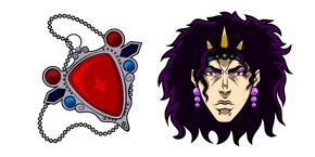JoJo's Bizarre Adventure Kars and Red Stone of Aja