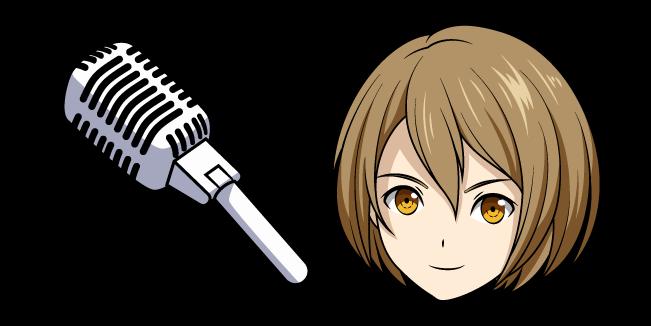 Vocaloid Meiko и Микрофон
