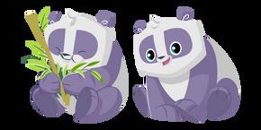 Animal Jam Panda Cursor