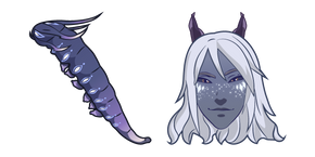 The Dragon Prince Aaravos and Familiar