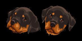Rottweiler Puppy Curseur