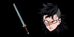 Demon Slayer Genya Shinazugawa Cursor