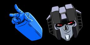 Transformers Starscream Cursor