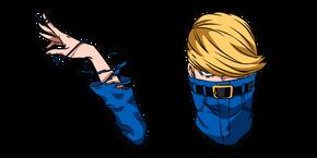 My Hero Academia Tsunagu Hakamada Cursor
