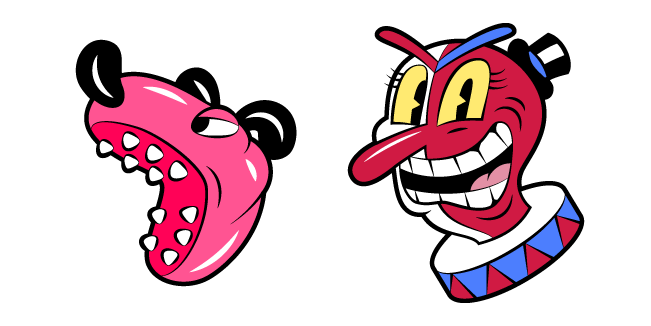 Cuphead Beppi The Clown