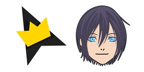 Курсор Noragami Yato Crown