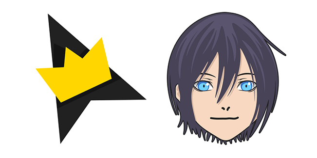 Noragami Yato Crown
