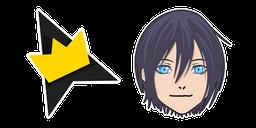 Noragami Yato Crown Curseur