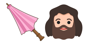 Harry Potter Hagrid Umbrella Cursor
