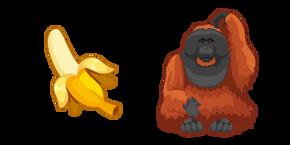 Orangutan Cursor