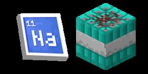 Minecraft Underwater TNT and Sodium Cursor