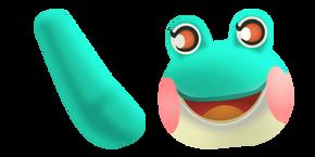 Animal Crossing Lily Cursor