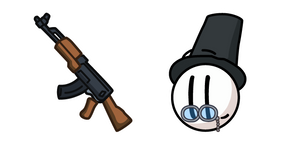 Henry Stickmin Thomas Chestershire and Rifle