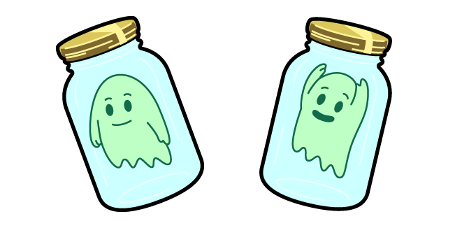 Rick and Morty Ghost in a Jar