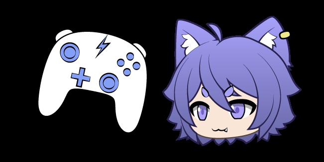 Gacha Life Inxanity and Game Controller