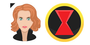 Black Widow Cursor