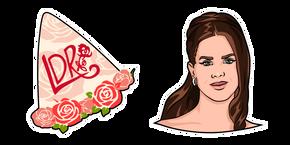 Lana Del Rey Cursor