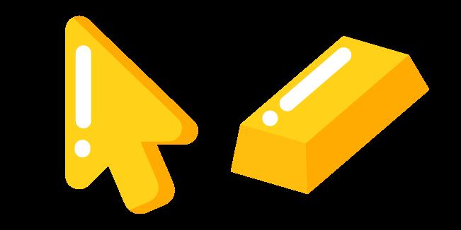 Minimal Gold Bar