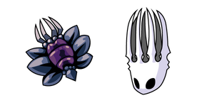 Hollow Knight Pale King and Hallownest Seal