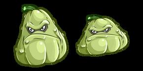 Plants vs. Zombies Squash Curseur
