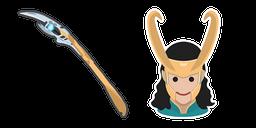 Loki Scepter Cursor