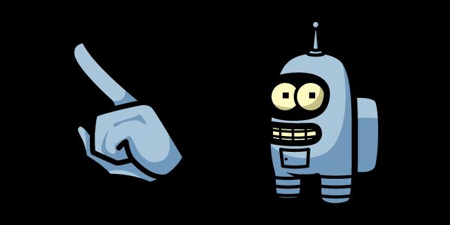 Among Us Bender Character