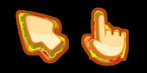 Materials Sandwich Cursor
