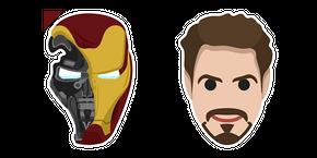 Курсор Iron Man Endgame Helmet Tony Stark