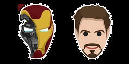 Cursores de Superhéroes - Custom Cursor browser extension