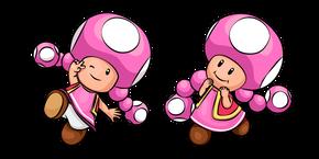 Курсор Super Mario Тоадетта
