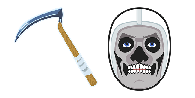 Fortnite Skull Trooper Reaper Pickaxe