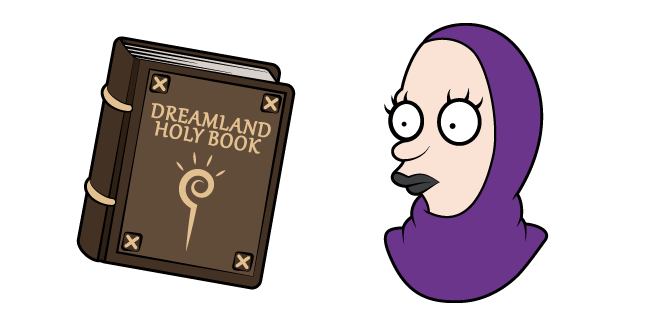 Разочарование Архидруидесса и Священная Книга