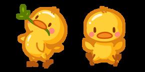 Cute Little Duck Cursor