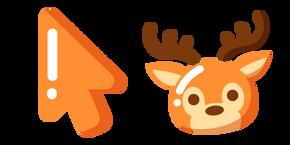 Minimal Deer Curseur