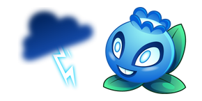 Plants vs. Zombies Electric Blueberry