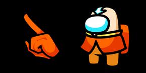 Among Us Avatar Aang Character Curseur