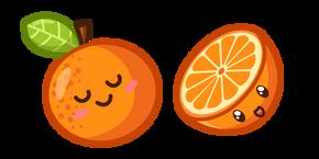 Курсор Милый Апельсин