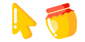 Minimal Honey Curseur