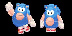 Fall Guys Sonic Costume