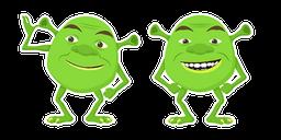 Shrek Wazowski Cursor