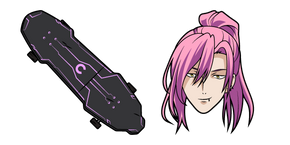 SK8 the Infinity Kaoru Sakurayashiki Curseur