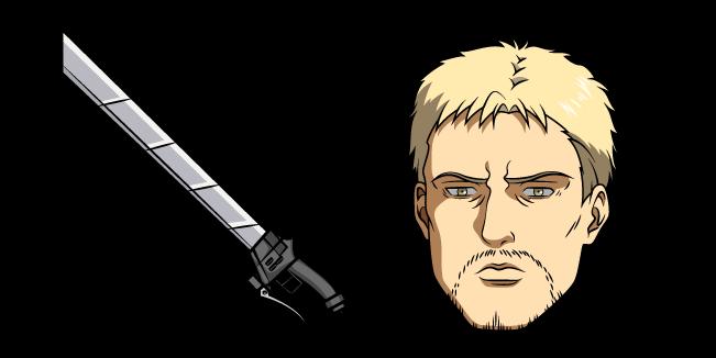 Attack on Titan Reiner Braun
