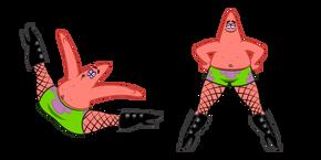 SpongeBob Patrick in Heels Curseur