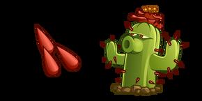 Курсор Plants vs. Zombies Кактус