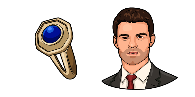 The Originals Elijah Mikaelson and Ring