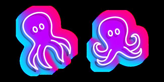 Neon Octopus