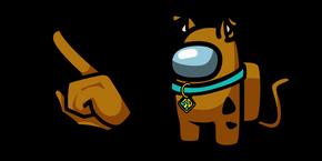Among Us Scooby-Doo Character