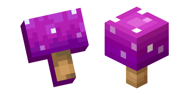 Minecraft Death Cap Mushroom