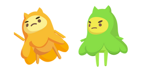 Ooblets Common and Uncommon Clickyclaws Cursor